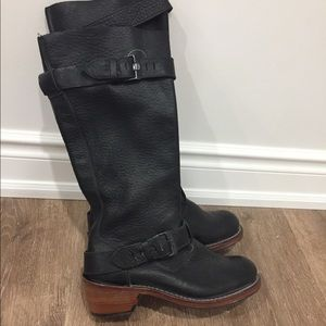 NEW Dr martens US 6 below the knee boots 👢